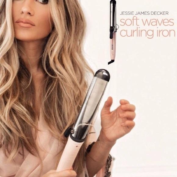 Jessie James Decker Makeup Brand New Curling Iron Poshmark